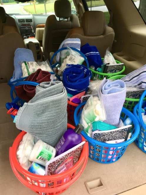 Get Clean! Baskets