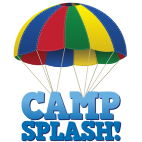 camp splash logo